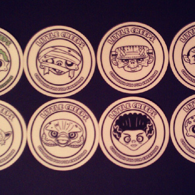 """stamp"" stickers"