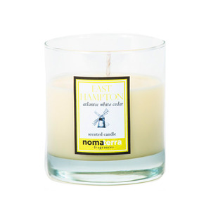 SOY CANDLE - EAST HAMPTON ATLANTIC WHITE CEDAR