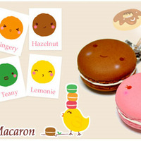 Breadou Squishy Tag : Breadou Le Petit Macaron Squishy- Original and in Packaging with Tag ? Uber Tiny ? Online Store ...