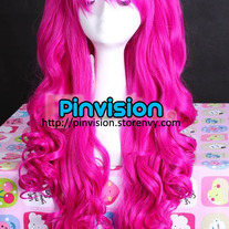 60cm-long-magenta-lolita-clip-on-poerenytails-wavy-cosplay-hair-wig-rw138_medium