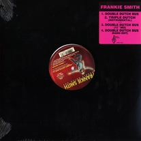 "Frankie Smith - Double Dutch Bus (Single) 12"" Vinyl"