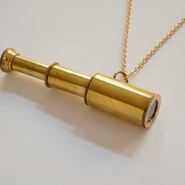 Telescope necklace - Thumbnail 2