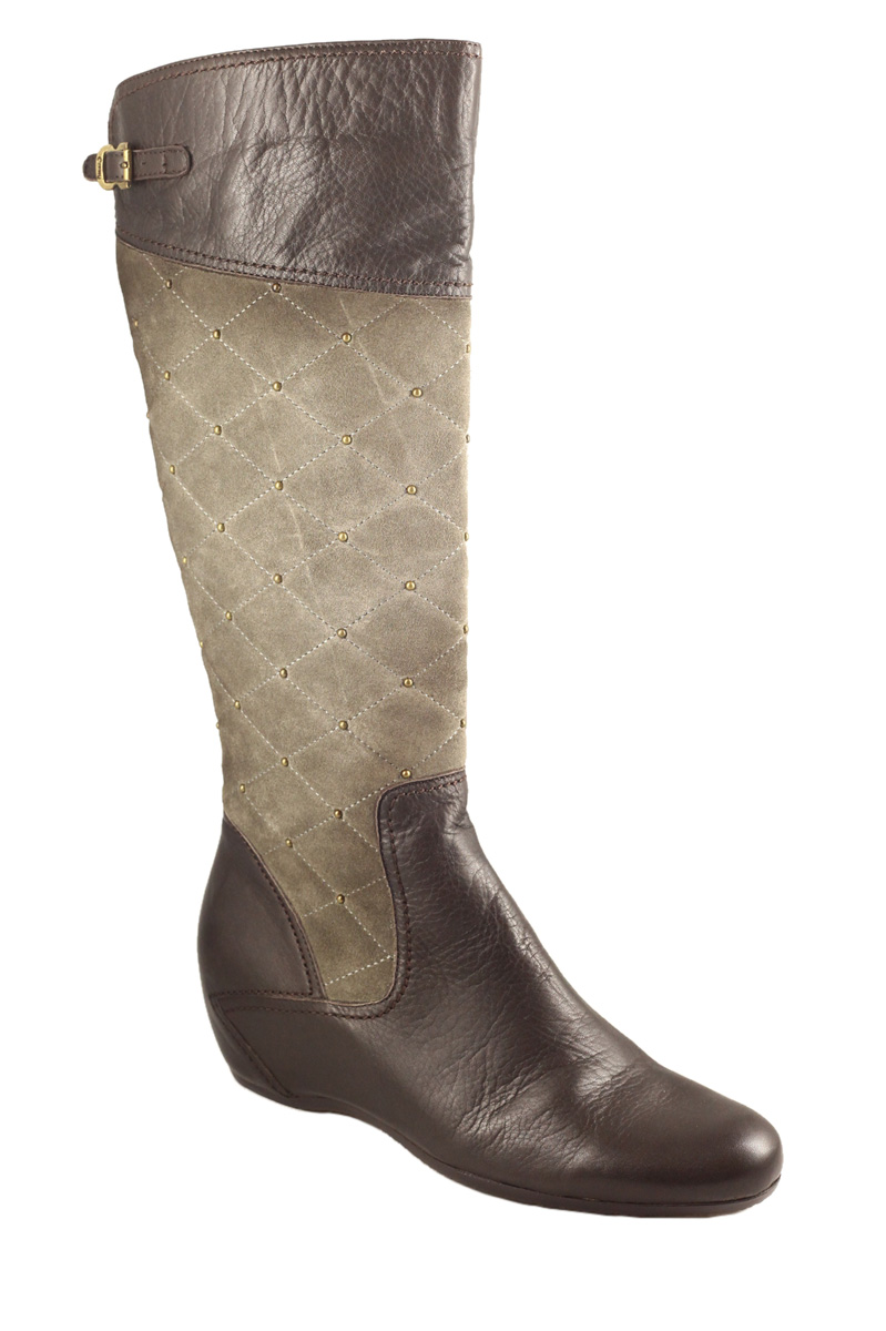 cressy calf high flat boot 183 the whyte house 183
