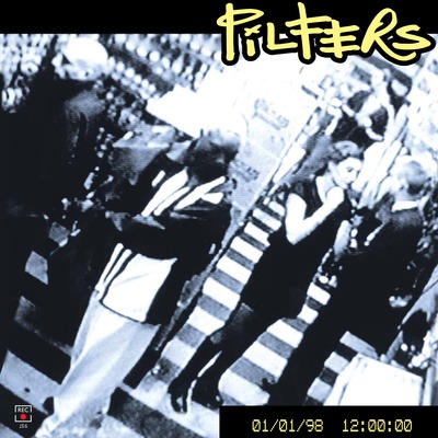 Pilfers self-titled lp