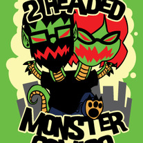 2 Headed Monster Comics