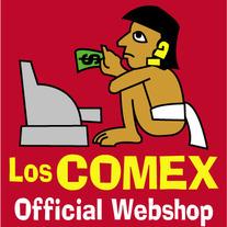 Visit Javier's LOS COMEX OFFICIAL WEBSHOP!