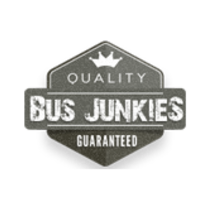 Bus Junkies Brand Clothing