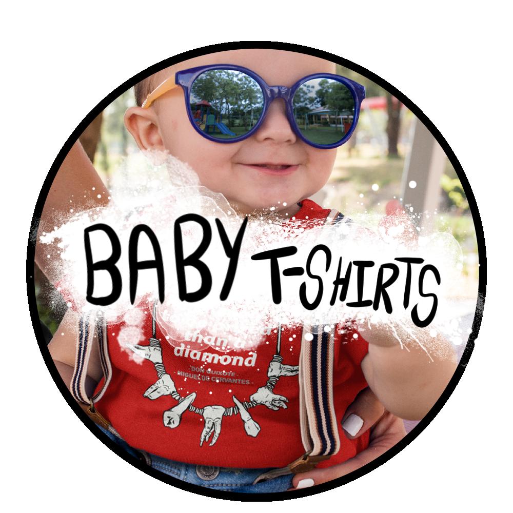 Shop: Baby T-Shirts (6M-24M)