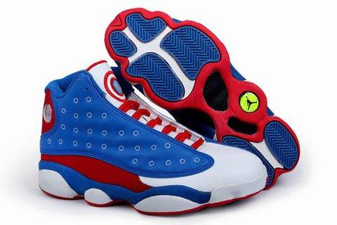 premium selection 8580a 57784 Air Jordan 13 Captain America