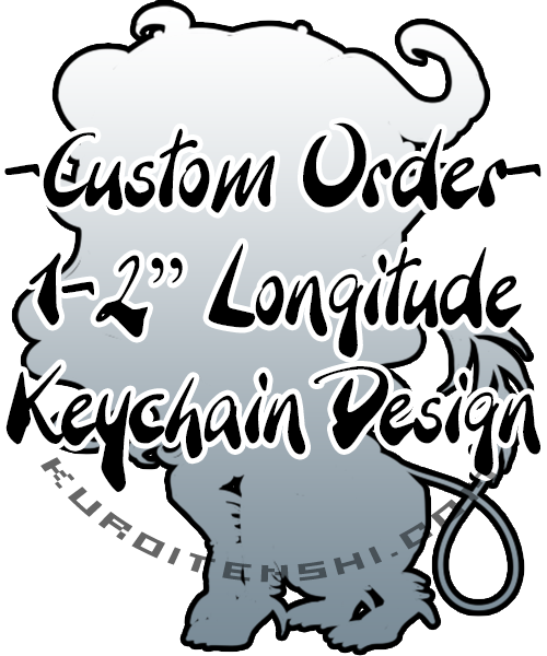 Laminated Key Chain *Custom Order* - 1 from Lux Jewelry and Creations
