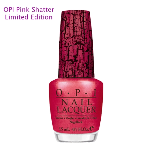 OPI 'Shatter' Crackle Top Coat Nail Polish on Storenvy