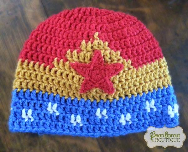 e5947fe0179 Wonder Woman Hat on Storenvy