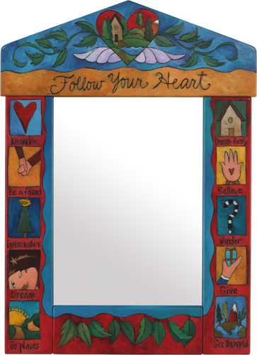Sticks Mirror 10 Quirks Of Art Online Store Powered By Storenvy
