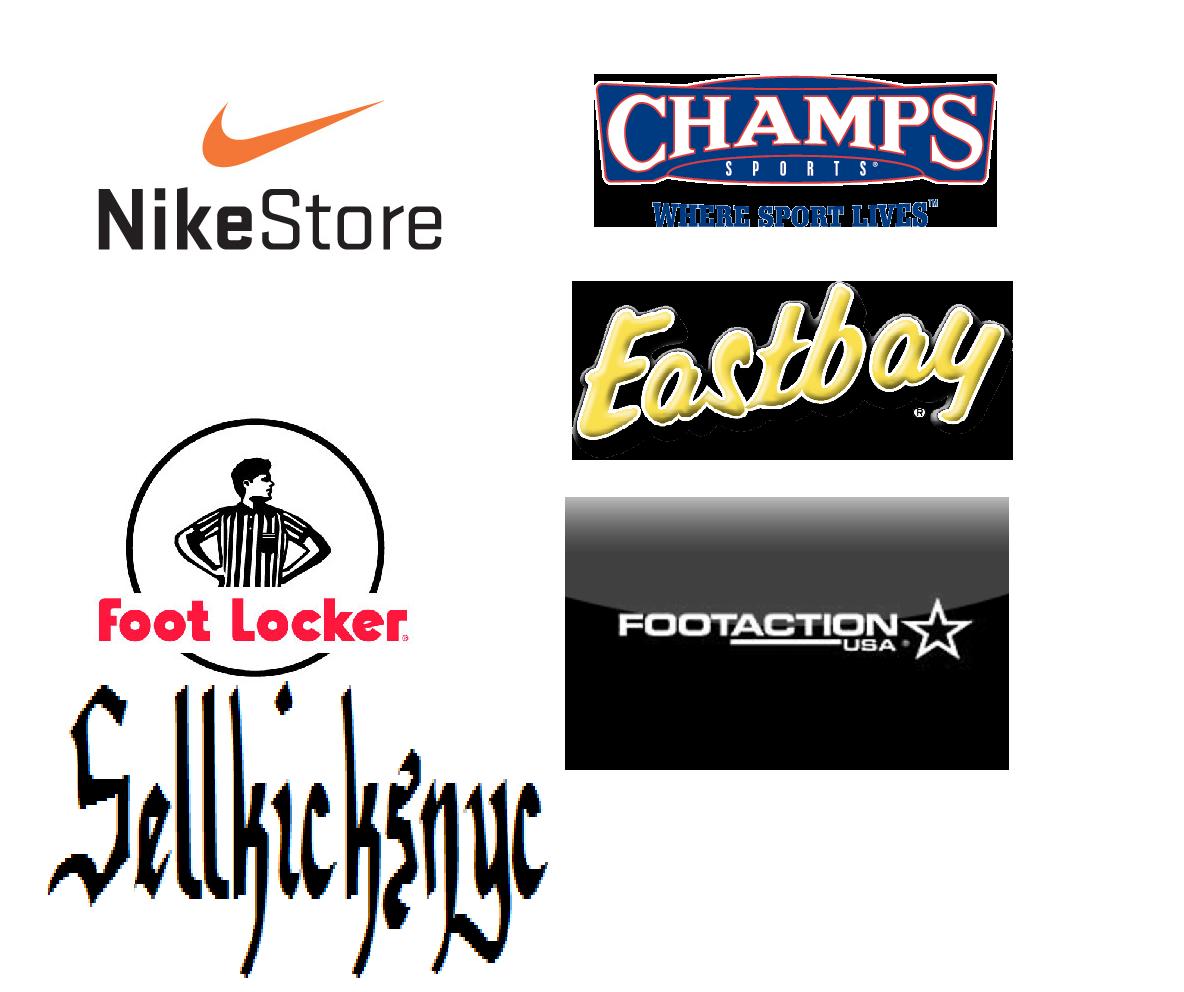4b6940eca35 Nike   Footlocker  Eastbay  Footaction Champs 100% FUNCTIONAL ...