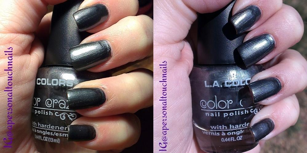L.A. Colors \'Tropical Storm\' Color Craze Nail Polish on Storenvy