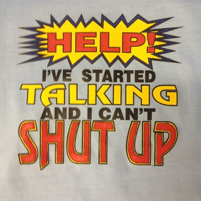44b6980a I'm Talking And I Can't Shut Up · California Gifts and T-Shirts · Online  Store Powered by Storenvy