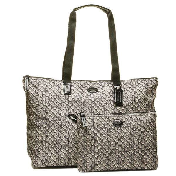 f83abc172705 Coach Signature Snakeskin Packable Weekender Set · Little Shop of ...