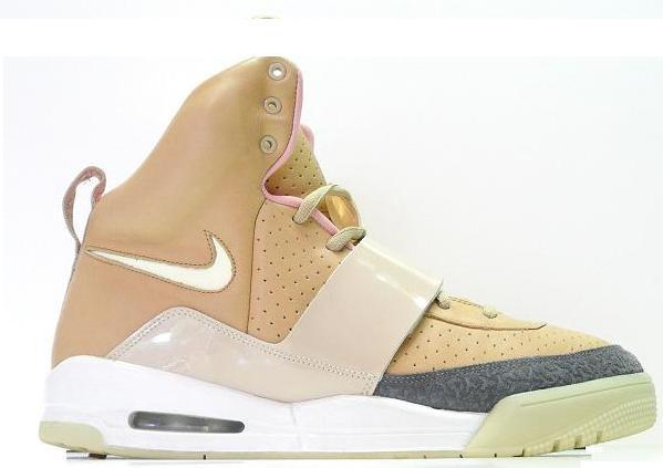 114f69bb48d2 NIKE AIR YEEZY TAN NET OG 366164-111