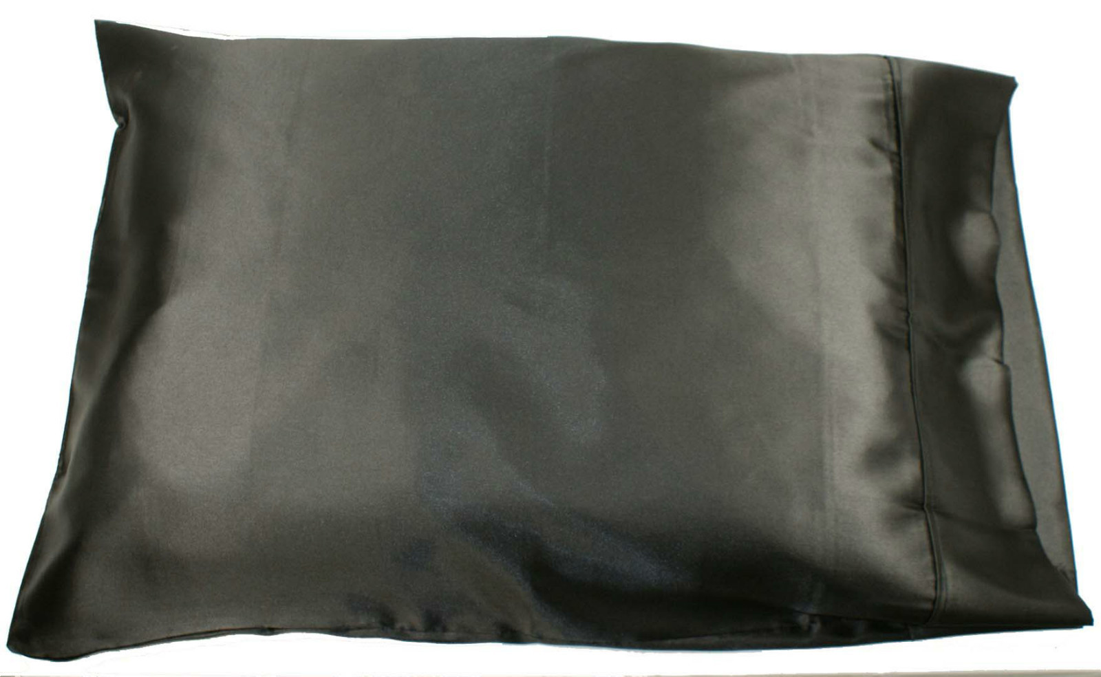 1pc New Queen/Standard Size Silky Satin Pillow Case