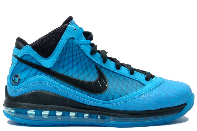 Nike Air Max Lebron VII (7) All Star Game Edition Chlorine