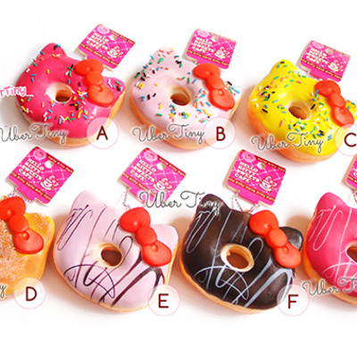 Hello Kitty Donut Squishy Size : Home ? Uber Tiny ? Online Store Powered by Storenvy