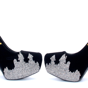 0df3bd761 ... Harry Potter Heels hand painted with Swarovski Crystals - Thumbnail ...