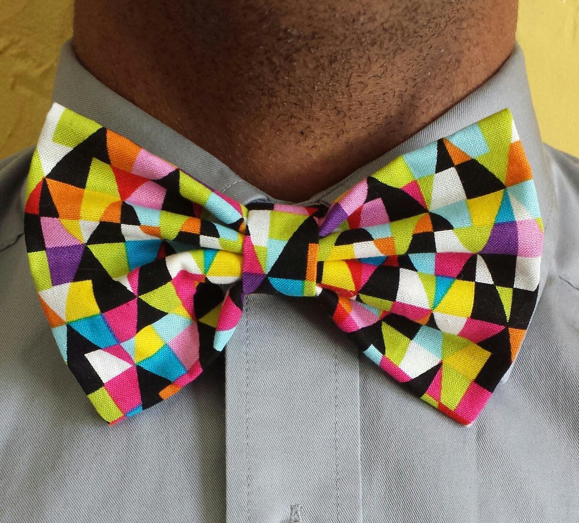 Pixel Bow-Tie On Storenvy