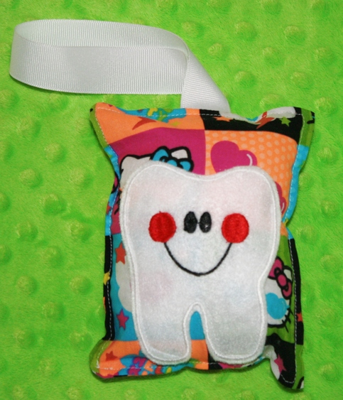 Hello Kitty Tooth Fairy Pillow On Storenvy