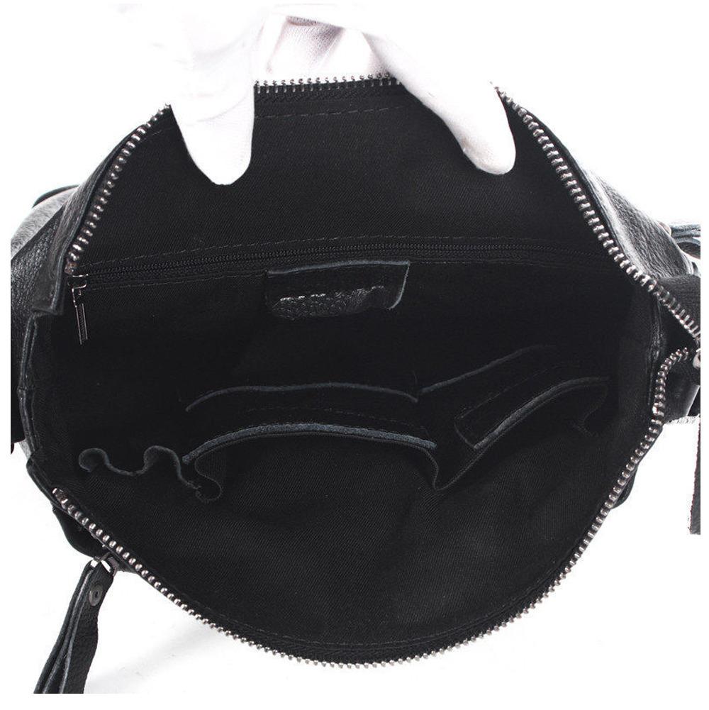 d3d10cf04e2f Men s Cowhide Leather Workbag City Courier Bag Messenger Crossbody Bag  Tablet Bag-Black · KissBags · Online Store Powered by Storenvy