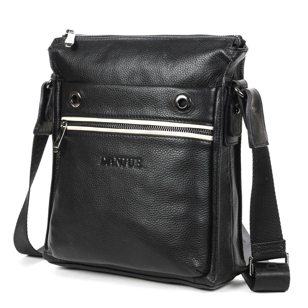 c3d5e6cadc77 Cowhide Leather Workbag Courier Bag Messenger Crossbody Bag 12