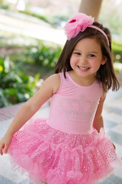 6d71a1148 Girls Birthday Dress, Pink Petti Dress, Girls Dress, Little Girls Dress,  Petti