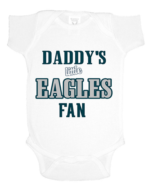 c57a9dd5 Eagles, Philadelphia Eagles, Eagles Baby Bodysuit, Personalized Baby  Playsuit from ZeeTees for Kids