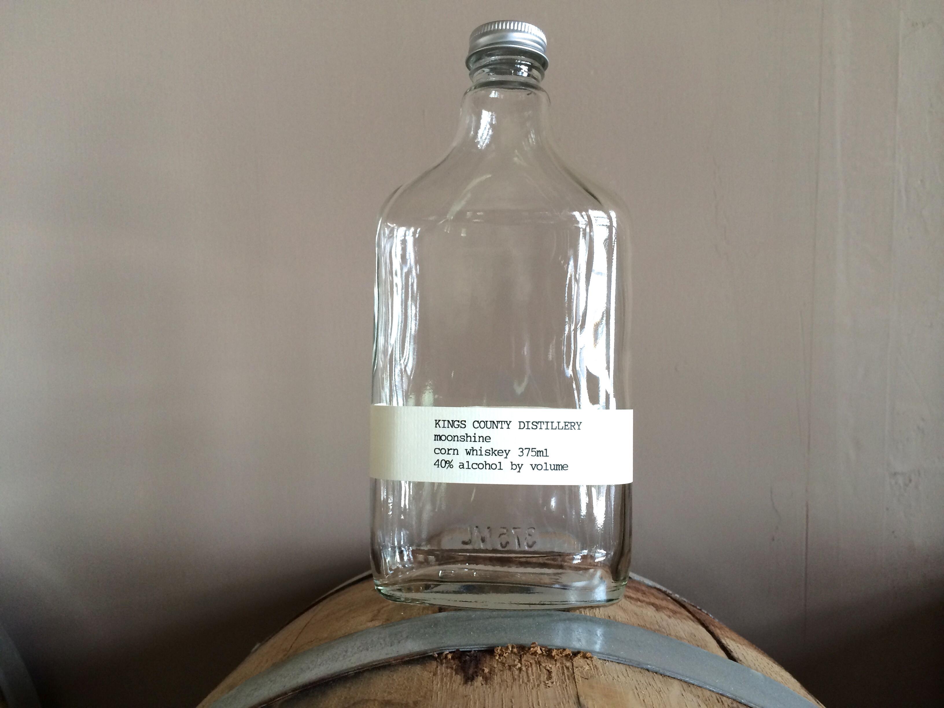 Moonshine Bottle · Kings County Distillery Store · Online ...