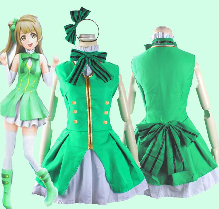 School Idol Project Kousaka Honoka Performance Cosplay Costume Free Ship  SP141240 ... dec229816