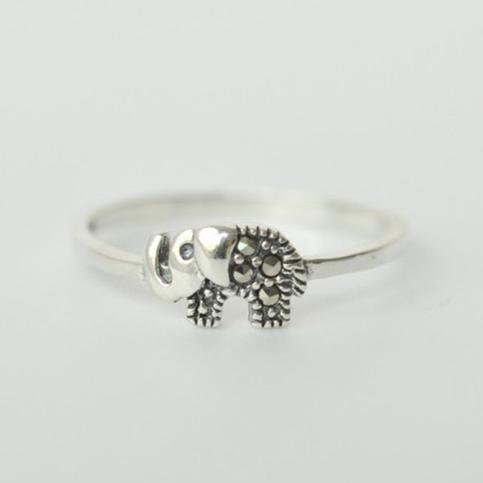 Elephant hair ring online shopping
