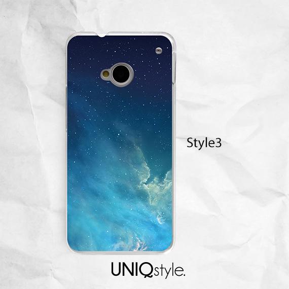 Blue Sky Night Sky Phone Case For Iphone 7 6 6s Samsung