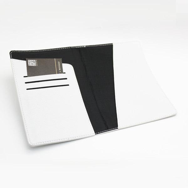 f0f6a5f301b5 Custom Personalized chevron zigzag pu leather Passport Holder Case Cover --  zig zag chevron, custom name monogram initial, many colors from ...
