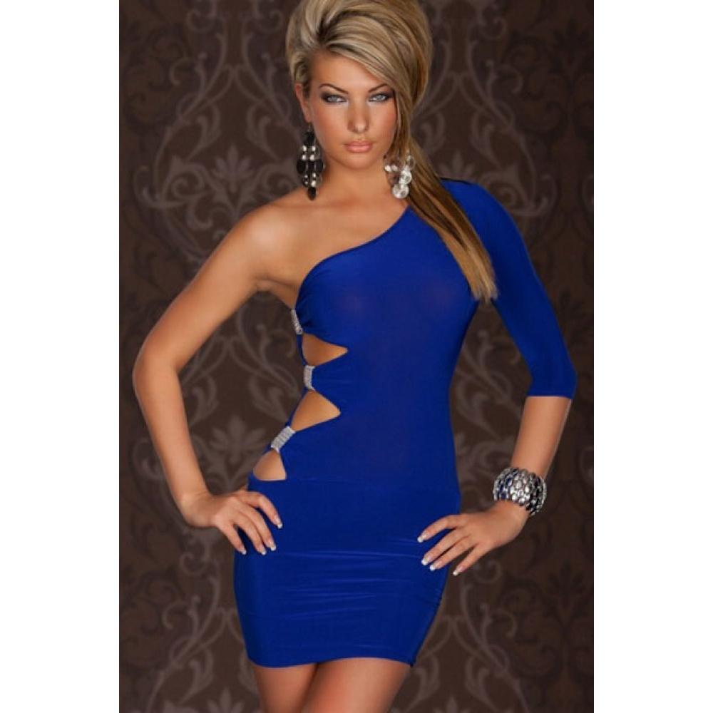 Blue Club Dresses