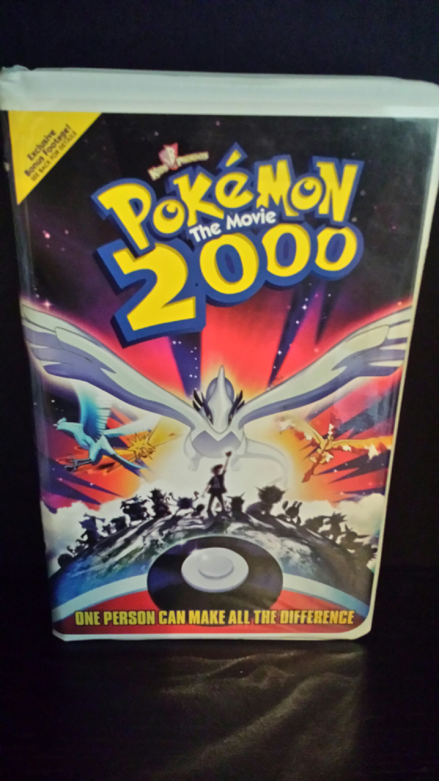 Pokemon The Movie 2000 Dreamshooters Online Store Powered By