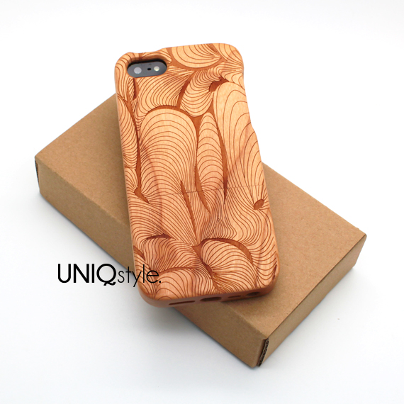 top fashion 75c2a 49062 Curve lines geometric pattern engraved wood case for iPhone 6, iPhone 4/4s,  iPhone 5/5s/5c, Samsung S3 S4 S5 Note 3 wooden case, real wood cover from  ...
