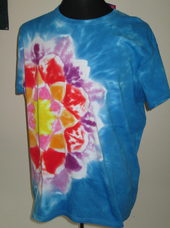 Ladies 3xlarge tie dye t-shirt 95a2cd589