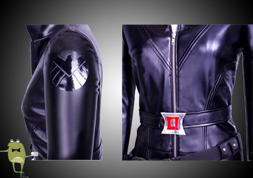 The avengers black widow halloween costume sale small & The Avengers Black Widow Cospaly Costume for Sale on Storenvy