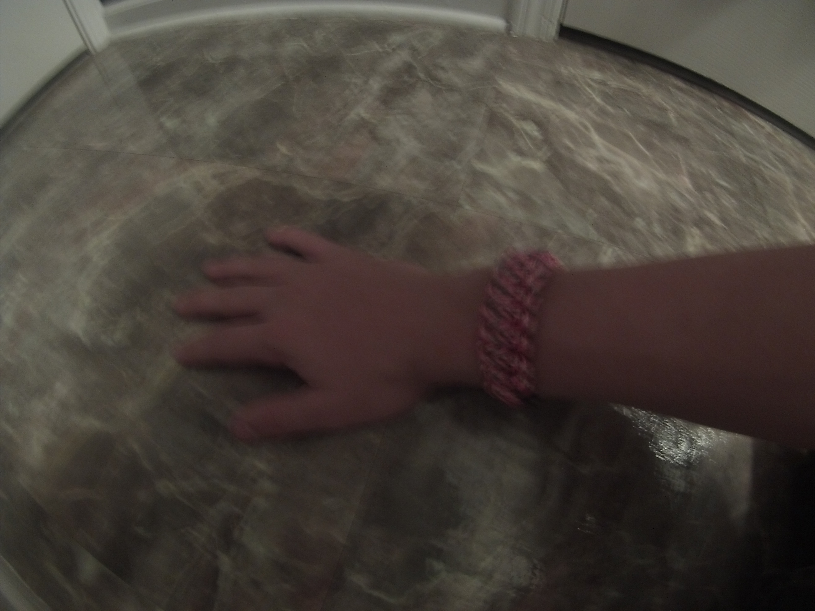 Pink Camo Paracord Bracelet 550Ib  sold by Redneck Garage Sale