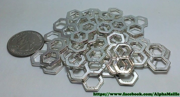 dwarven mithril chainmail bag alpha maille chainmail online