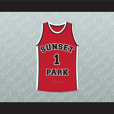 Fredo starr shorty 1 sunset park basketball jersey stitch sewn - Thumbnail 4 32d995e8d
