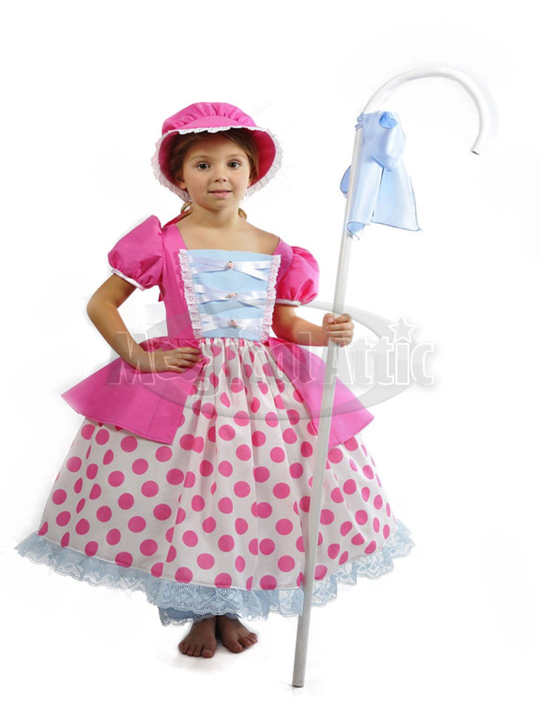 Custom Boutique Toy Story Inspired BO PEEP Girls Costume Dress Set  sc 1 st  Magical Attic - Storenvy & Custom Boutique Toy Story Inspired BO PEEP Girls Costume Dress Set ...