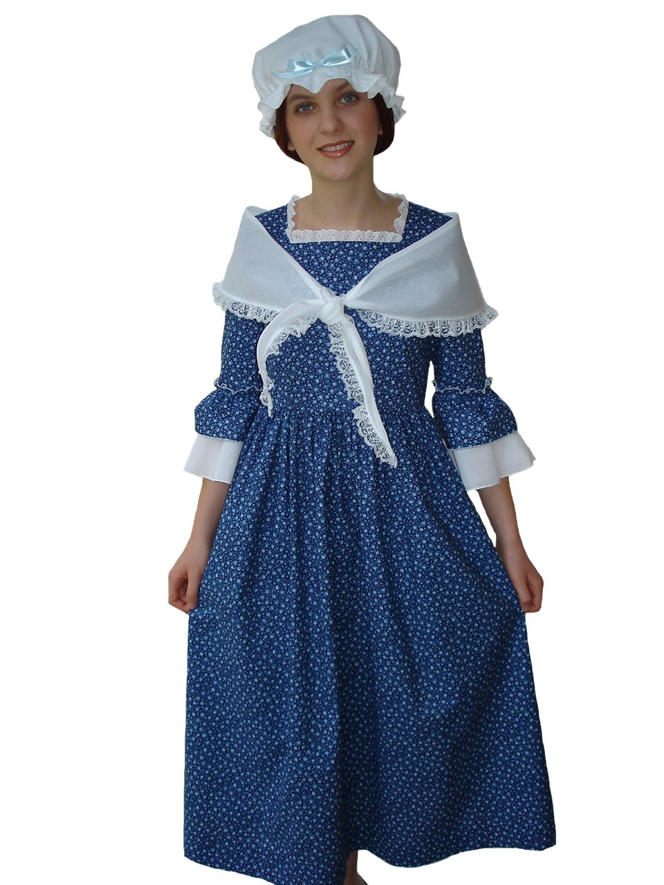Custom Boutique Historical Colonial Work Day Adult Size Costume
