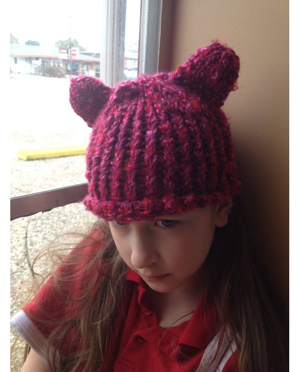 de6014904f7 Customer feedback for this store 0 past orders · 0 customer ratings.  Details  Shipping   FAQs. Pink and purple hand knitted children s beanie  type hat ...