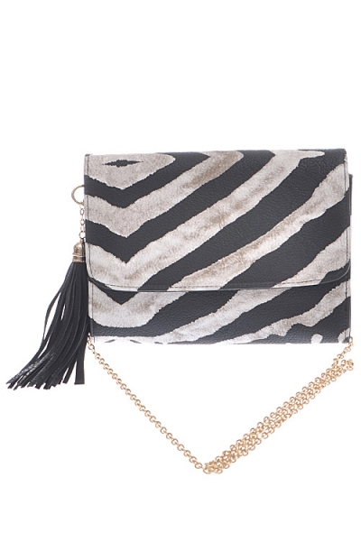 biggest discount wholesale dealer really comfortable Zebra Clutch from Stylo Clothing and Shoes