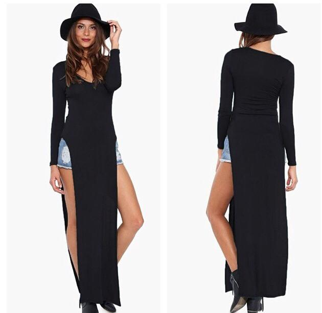 Cover Up Dress Long Sleeve On Storenvy